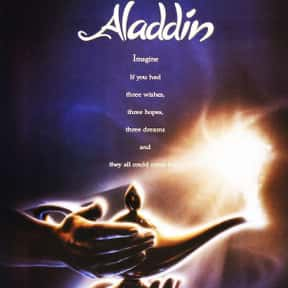 Aladdin is listed (or ranked) 2 on the list Disney Movies with the Best Soundtracks, Ranked