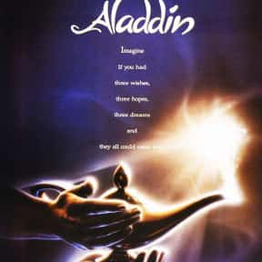 Aladdin is listed (or ranked) 6 on the list The Best Princess Movies