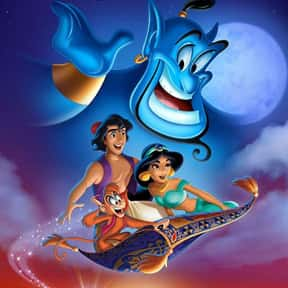 Aladdin is listed (or ranked) 3 on the list The Best '90s Cartoon Movies