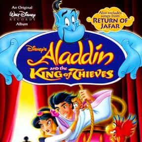 Aladdin and the King of Thieve is listed (or ranked) 7 on the list The Best Disney Musical Movies