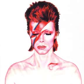Aladdin Sane is listed (or ranked) 9 on the list The Best David Bowie Albums of All Time