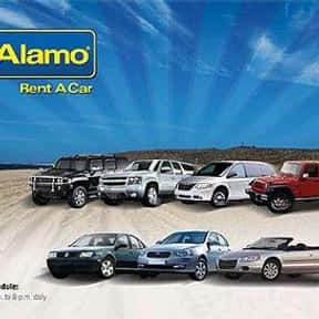 Alamo Rent a Car is listed (or ranked) 4 on the list List of Companies That Hire Felons