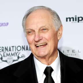 Alan Alda is listed (or ranked) 20 on the list Who Was America's Grandpa in 2015?