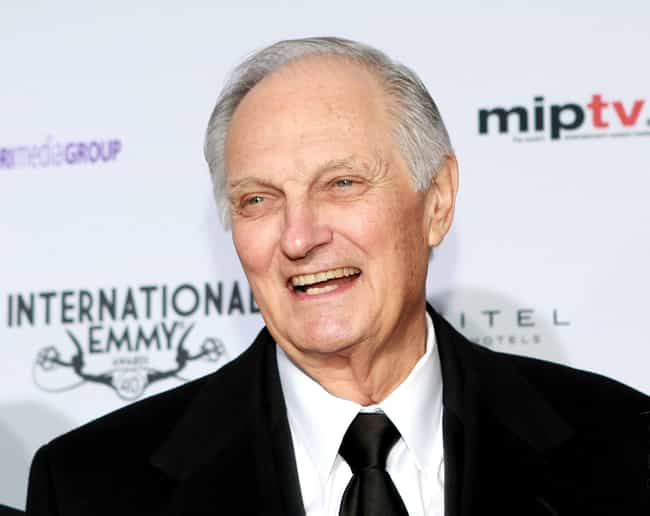 Alan Alda is listed (or ranked) 1 on the list Famous People With Parkinson's Disease