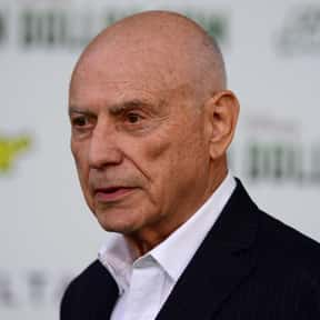 Alan Arkin is listed (or ranked) 6 on the list Guest Stars on Sesame Street