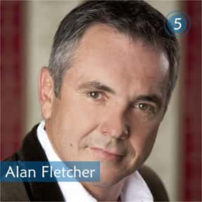 Alan Fletcher is listed (or ranked) 6 on the list Famous People From Kenya