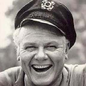 Alan Hale, Jr. is listed (or ranked) 15 on the list Guest Stars on Murder, She Wrote