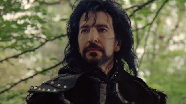 Alan Rickman is listed (or ranked) 1 on the list Great Performances In Bad Historical Dramas