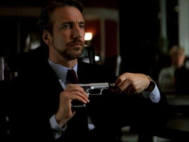 Alan Rickman - Hans Gruber is listed (or ranked) 1 on the list 14 Times Actors Became A Really Big Deal After Playing An Iconic Villain