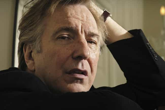 Alan Rickman is listed (or ranked) 2 on the list Famous Male Theatre Directors