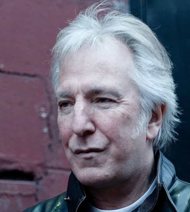 Alan Rickman is listed (or ranked) 2 on the list 22 Huge Celebrities Who Turned Down Knighthoods