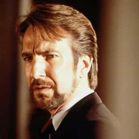 Alan Rickman is listed (or ranked) 20 on the list The Greatest Actors & Actresses in Entertainment History