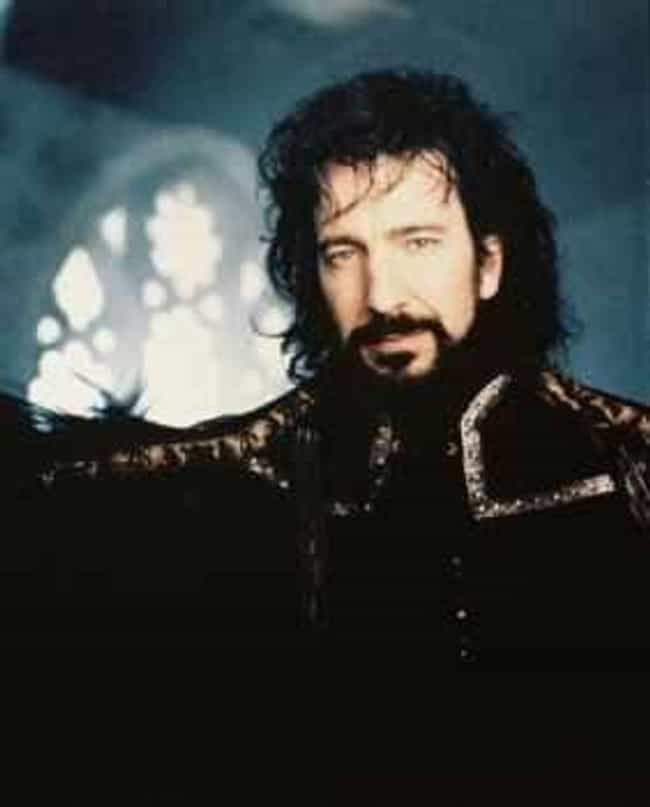 Alan Rickman is listed (or ranked) 3 on the list Actors Who Always Seem To Play Villains