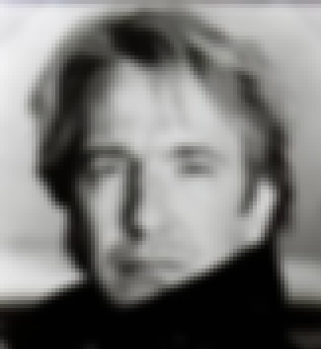 Alan Rickman is listed (or ranked) 4 on the list Famous People Who Died of Pancreatic Cancer