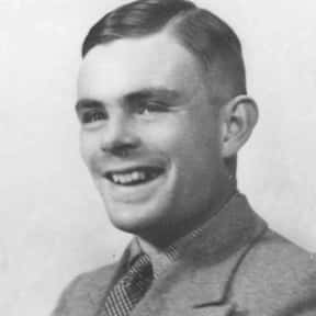 Alan Turing is listed (or ranked) 12 on the list The Greatest Minds of All Time