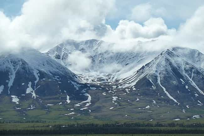 Alaska is listed (or ranked) 1 on the list The Best State Nicknames