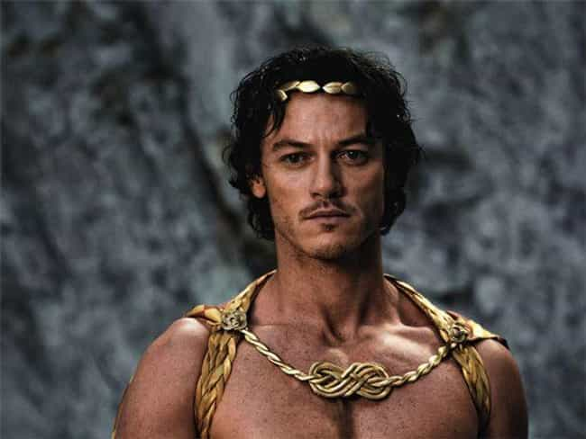 Luke Evans is listed (or ranked) 3 on the list The 7 Best Film Portrayals Of Zeus