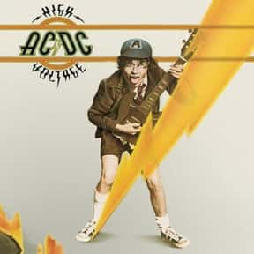 High Voltage is listed (or ranked) 1 on the list AC/DC Albums, Ranked Best to Worst