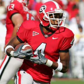 Sean Bailey is listed (or ranked) 24 on the list The Best Georgia Bulldogs Wide Receivers Of All Time