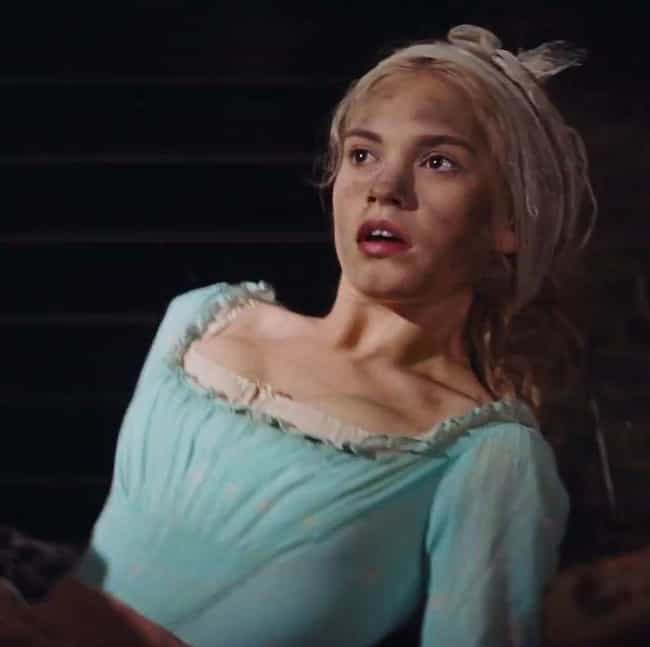 """Cinderella is listed (or ranked) 3 on the list The Hottest """"Before""""s In Teen Movies"""