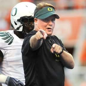 Chip Kelly is listed (or ranked) 8 on the list The Most High Strung Coaches in College Sports