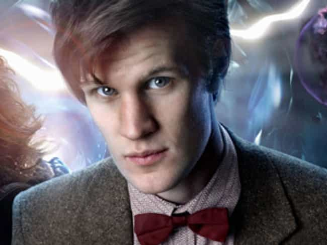 Matt Smith is listed (or ranked) 3 on the list The Least Favorite Doctor From Doctor Who