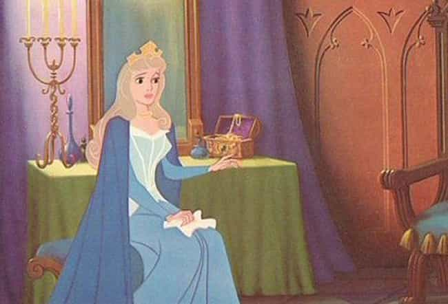 Princess Aurora is listed (or ranked) 2 on the list These Disney Princess Were Absolutely Terrible Role Models