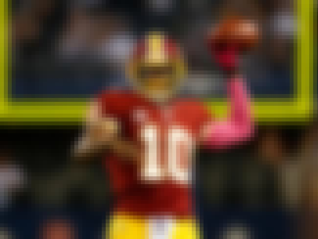Robert Griffin III is listed (or ranked) 5 on the list NFL Player Most Likely to Win The 2012 MVP