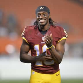 Robert Griffin III is listed (or ranked) 8 on the list The Best Washington Redskins Quarterbacks of All Time