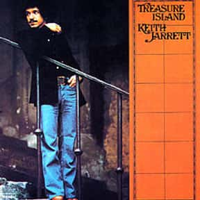 Treasure Island is listed (or ranked) 13 on the list The Best Keith Jarrett Albums of All Time