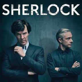 Sherlock is listed (or ranked) 8 on the list The Greatest TV Shows Of All Time
