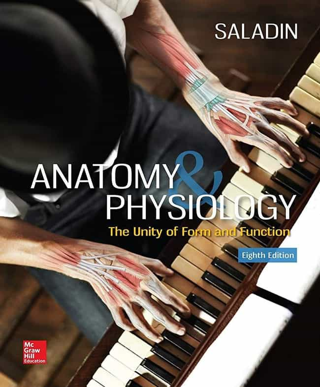 Anatomy And Physiology ... is listed (or ranked) 2 on the list The Best Human Physiology Books