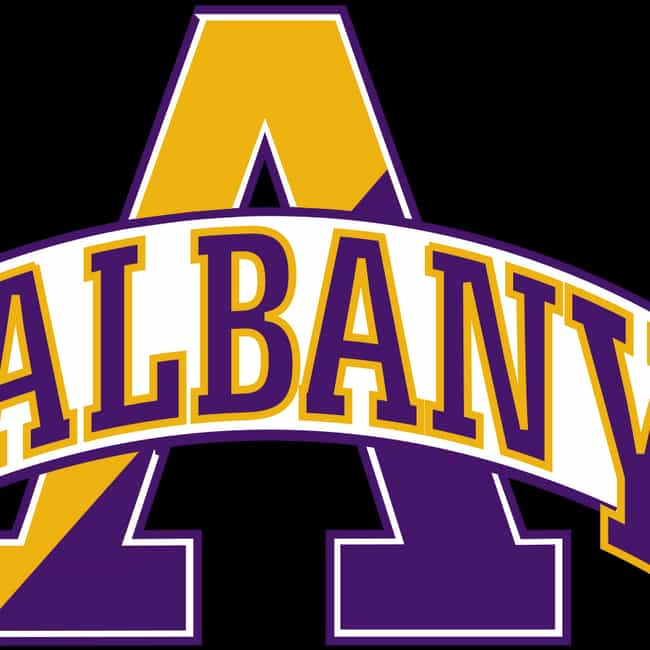 Albany Great Danes men's baske... is listed (or ranked) 4 on the list The Best America East Basketball Teams