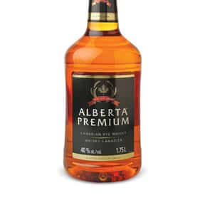 Alberta Premium is listed (or ranked) 9 on the list The Best Canadian Whisky