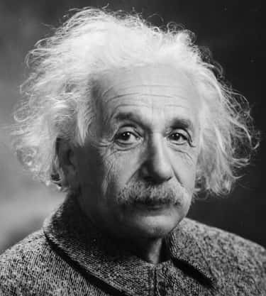 Albert Einstein is listed (or ranked) 1 on the list How Would Notable Historical Geniuses Do In A Modern High School?