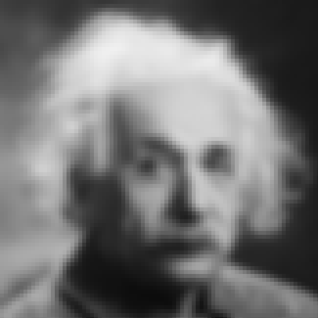 Albert Einstein is listed (or ranked) 1 on the list Famous Male Philosophers