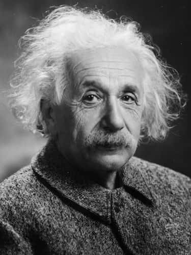 Albert Einstein is listed (or ranked) 2 on the list 17 Celebrities Who Play Violin