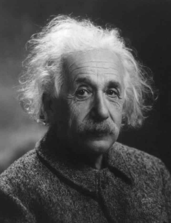 Albert Einstein is listed (or ranked) 4 on the list People Who Hate Their Own Inventions