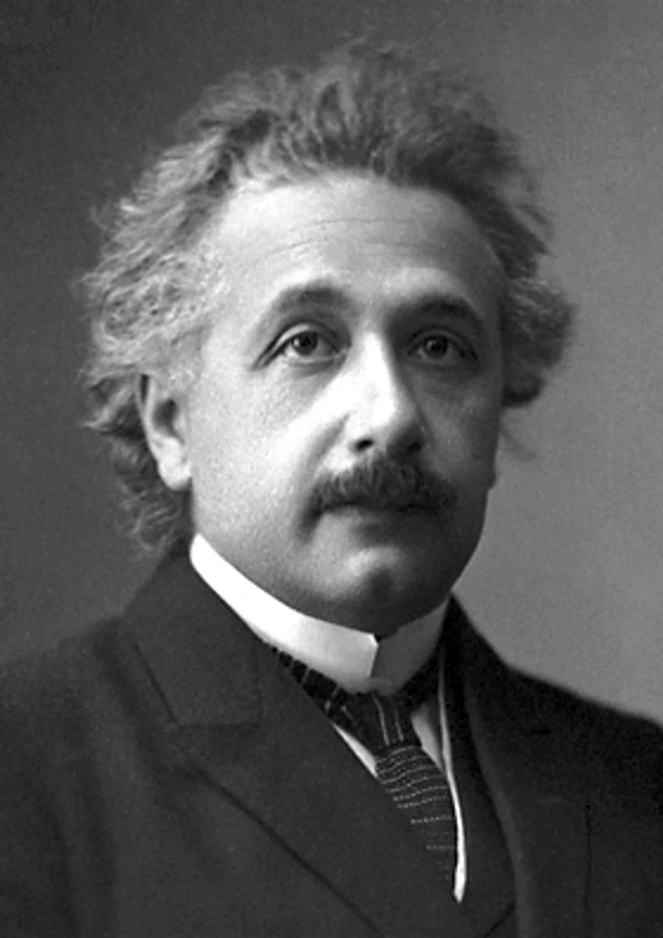 Albert Einstein is listed (or ranked) 1 on the list Famous People Who Are Pisces