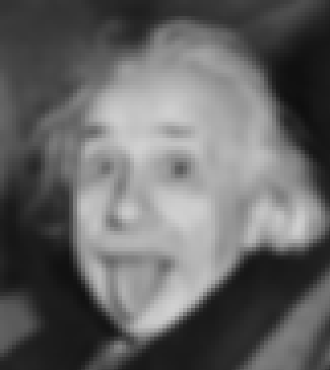 Albert Einstein is listed (or ranked) 2 on the list 53 Celebrities with Honorary Degrees from Harvard