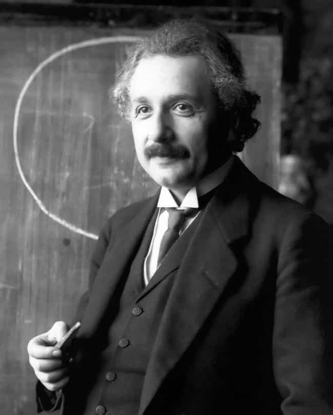 Albert Einstein is listed (or ranked) 1 on the list Famous People Who Gave Up Kids for Adoption
