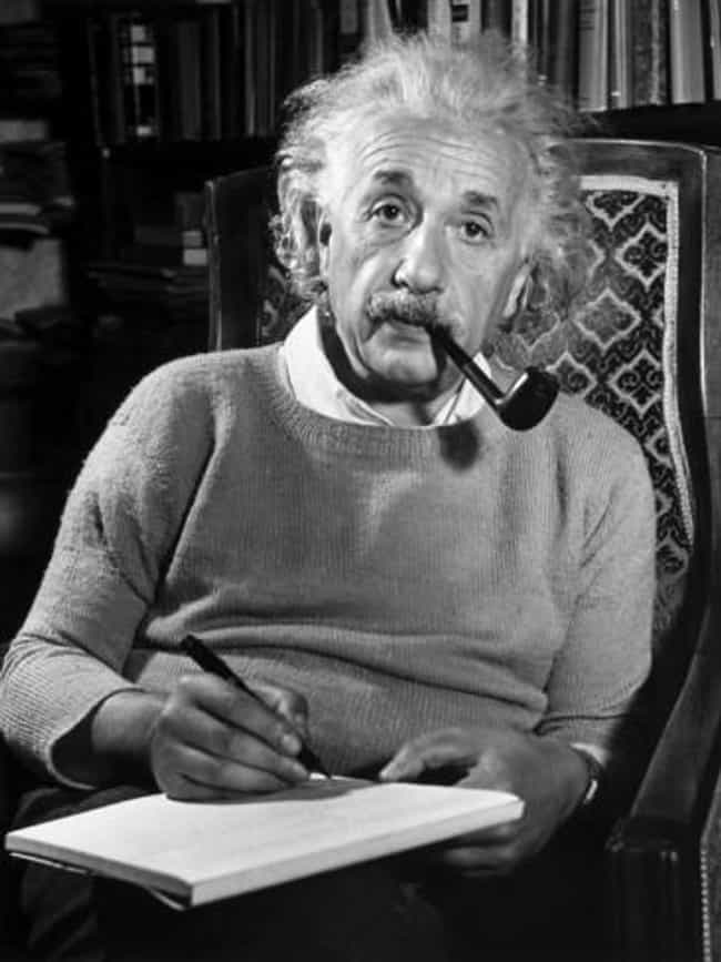 Albert Einstein is listed (or ranked) 2 on the list 26 Celebrities Who Are Ambidextrous