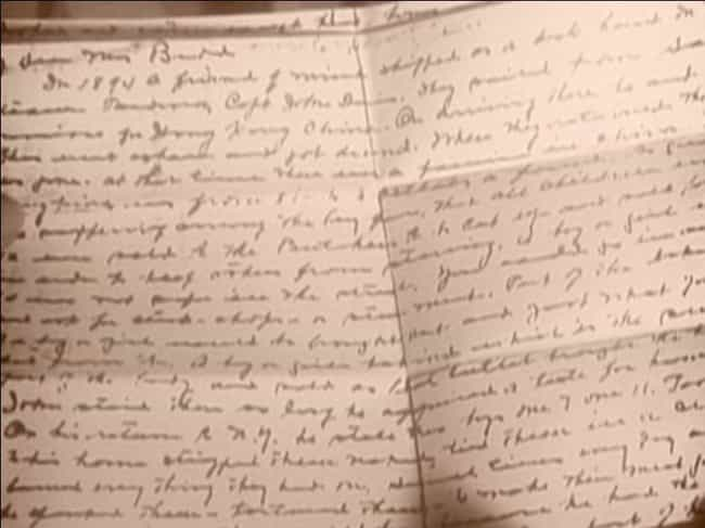 creepy and insane letters sent from serial killers