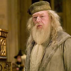 Albus Dumbledore is listed (or ranked) 10 on the list The Greatest Harry Potter Characters, Ranked