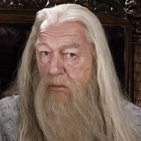 Professor Albus Dumbledore is listed (or ranked) 12 on the list The Saddest Deaths in Kids Movies