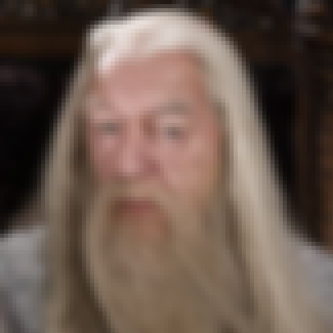 Professor Albus Dumbledore is listed (or ranked) 4 on the list The Saddest Deaths in Kids Movies