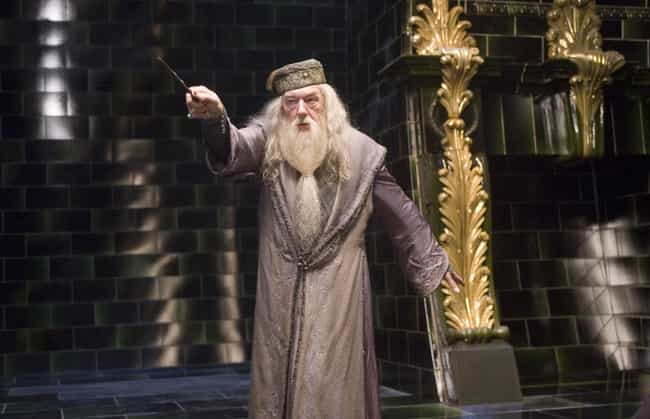 Professor Albus Dumbledore is listed (or ranked) 1 on the list The Most Powerful Wizards In The 'Harry Potter' Franchise, Ranked