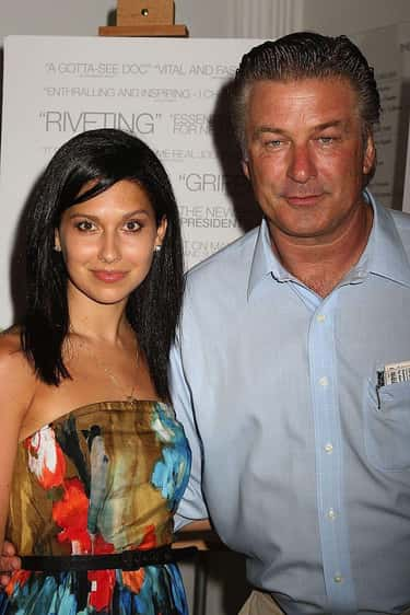 Alec Baldwin is listed (or ranked) 2 on the list Famous Men Who Married Much Younger Women