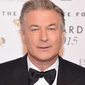 Alec Baldwin is listed (or ranked) 25 on the list The Locations of All Hollywood Walk of Fame Stars