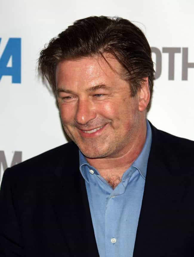 Alec Baldwin is listed (or ranked) 7 on the list Celebs Caught Behaving Badly on Planes